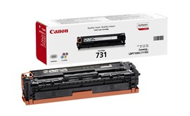 Canon 731 (Yield: 1,500 Pages) Magenta Toner Cartridge
