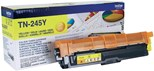 Brother TN-245Y (Yield 2,200 Pages) Yellow Toner Cartridge