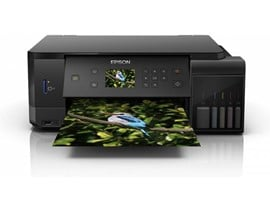 Epson EcoTank ET-7700 (A4) All-in-One Wireless Colour Inkjet Printer (Print/Copy/Scan) 13ppm (Mono) 10ppm (Colour) 20 sec (Photo)