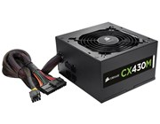 Corsair CX430M Builder Series 430 Watt ATX Modular Power Supply Unit