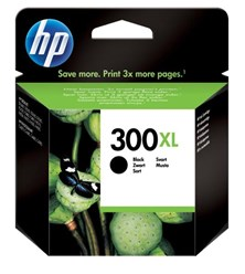HP No.300XL Black Ink Cartridge with Vivera Ink