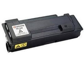 Kyocera TK-340 (Yield: 12,000 Pages) Black Toner Cartridge