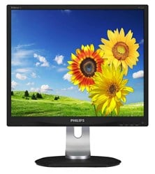 "Philips 19P4QYEB 19"" SXGA LED IPS Monitor"