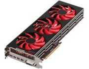 Sapphire PGS FirePro S10000 6GB Server Graphics Card PCI-E DVI Mini-DisplayPort