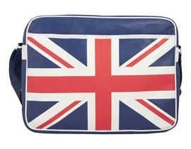 Urban Factory 15.6 inch Vintage Collection Union Jack Bag