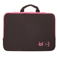 Urban Factory Sleeve Case (Fuschia) for 15 inch Notebooks