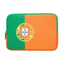 Urban Factory Neopren Flag Sleeve (Portugal) for 11.6 to 12 inch Laptops