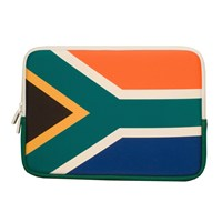 Urban Factory Neopren Flag Sleeve (South Africa) for 11.6 to 12 inch Laptops