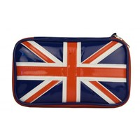 Urban Factory Vinyl Hard Disk Sleeve Flag (UK) With Memory Foam for 2.5 inch Hard Disk Drive