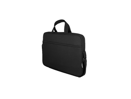 Urban Factory Nylee (10/12 inch) Toploading Laptop Case (Black)