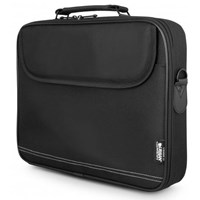 Urban Factory (15.6 inch) Laptop Clamshell Case (Black)