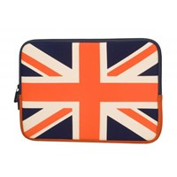 Urban Factory Neopren Flag Sleeve (UK) for 11.6 to 12 inch Laptops