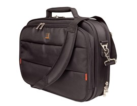 Urban Factory City Classic Case Plus for 14 inch Laptops with Document Compartment