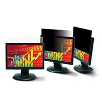 3M PF270W1B (582 x 364mm) Frameless Black Privacy Filter for 27.0 inch Widescreen Monitors (16:10)  - 98044054207 / 7000031975