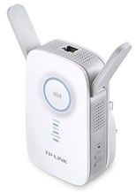 TP-LINK AC1200 RE350 Dual Band WiFi Range Extender (White)