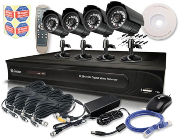swann digital video recorder manual