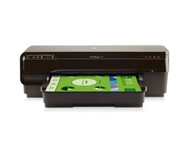 HP Officejet 7110 (A3+) Colour Inkjet Wide Format Wireless  ePrinter 128MB RAM, 16MB ROM 15ppm Mono (ISO Laser) 8ppm Colour (ISO Laser) 12000 (MDC)