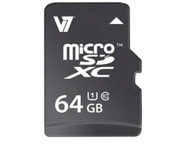 V7 64GB UHS-1 Micro SD Card