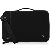 V7 Laptop Sleeve (12.2) with Detachable Straps & Handles