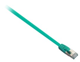 V7 10m CAT5E Patch Cable (Green)
