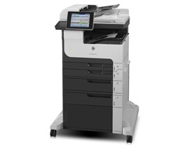 HP LaserJet Enterprise M725f (A3) Mono Laser Multifunction Networked Printer (Print/Copy/Scan/Fax) 1GB 20.3cm LCD Touchscreen 41ppm (Mono) 200,000 (MDC)