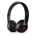 Apple Beats Solo2 On-Ear Headphones (Black)