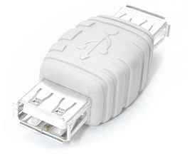 StarTech.com Gender Changer - USB A Male to USB A Female