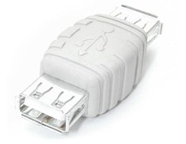 StarTech.com USB Coupler Gender Changer - USB A Female to USB A Female