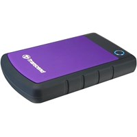 Transcend StoreJet 2TB Mobile External Hard External in Purple