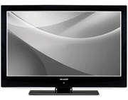 Sharp DV510 (24 inch) LCD TV 1920x1080 with integrated DVD Player (Black)