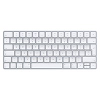 Apple Magic Wireless Keyboard (Silver) - British English