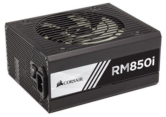 Corsair RMi Series 850W Modular 80+ Gold PSU