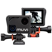 Veho Muvi KX-1 Handsfree 4k Action Camera with 12MP Photo and Waterproof Housing