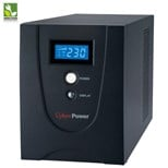 CyberPower Value 1200VA UPS LCD USB PowerPanel Personal Edition Software