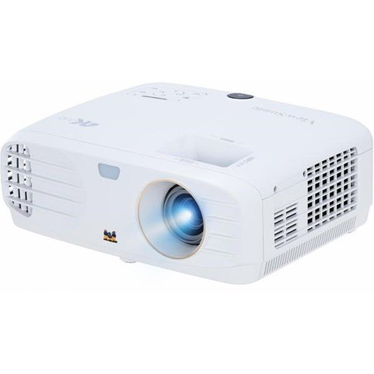 ViewSonic PX747-4K 4K Ultra HD DLP 3500 Lumens HDR Compatible SuperColor Home Entertainment Projector 12000:1 3500 ANSI 3840 x 2160 4.2kg (White)