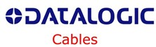 Datalogic CAB-362 RS232 Coiled Cable 9-Pin Female Connector