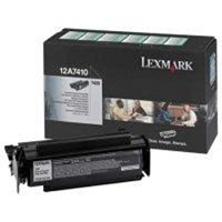 Lexmark Return Program (Yield: 5,000 Pages) Print Toner Cartridge for Lexmark T420