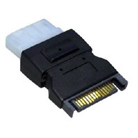 SATA Male to Molex Female PowerAdapter