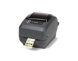 Zebra GK420d Direct Thermal Printer 203dpi 8 dot Print Width 104mm Serial, USB, ZPL, ZPL II + 10/100 Ethernet + Power Supply with UK/European Cords + USB Cable + Head Cleaning Pen