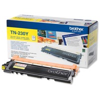 Brother TN230Y Toner Yellow