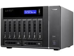 QNAP TS-1079 Pro Tower Server 10-Bay Turbo NAS