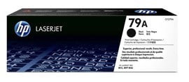 HP 79A (Yield: 1,000 Pages) Original Toner Cartridge (Black)