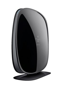 Belkin Play 4-port Wireless Cable Router