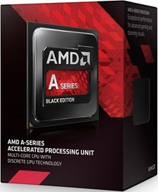AMD A8 Series Core 4 A8-7650K (3.3GHz) Accelerated Processing Unit (APU) 4MB *Open Box*