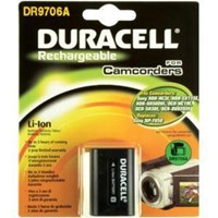 Duracell DR9706A (7.4V) 650mAh Lithium-Ion Battery for Camcorders