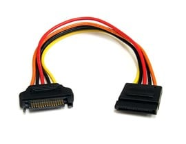 StarTech.com 8 inch 15 pin SATA Power Extension Cable