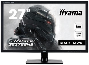 "Iiyama G-Master Black Hawk 27"" Full HD LED Monitor"