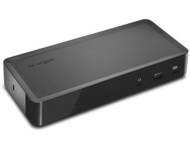 Kensington SD4700P Universal USB-C / USB 3.0 Docking Station Dual 2K (Black)