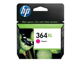 HP 364XL (Yield: 750 Pages) Magenta Ink Cartridge