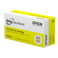 Epson PJIC5 Ink Cartridge (Yellow) for PP-100 Series Discproducer